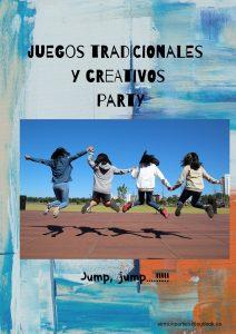 Juegos tradicionales y creativos Party - Virmon Parties Fiestas temáticas infantiles