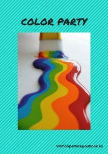 Color Party - Virmon Parties Fiestas temáticas infantiles