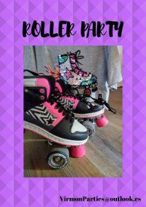 Roller Party - Virmon Parties  Fiestas temáticas infantiles