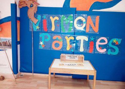 Egipto Trip Party - Virmon Fiestas temáticas Infantiles