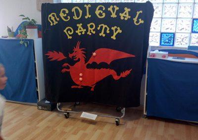 Medieval Party - Virmon Fiestas temáticas Infantiles
