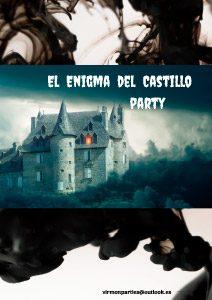 El enigma del castillo party - Virmon parties, fiestas temáticas infantiles