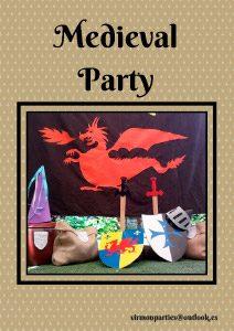 Medieval party - Virmon parties, fiestas temáticas infantiles