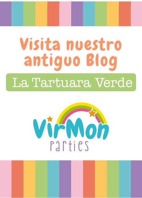 Visita nuestro antiguo Blog de Virmon Parties – La tartuara Verde
