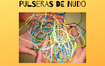 PULSERAS DE MACRAMÉ